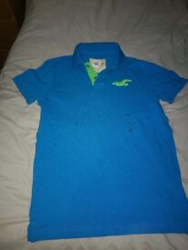 Mens Hollister polo shirt (brand new with tags)