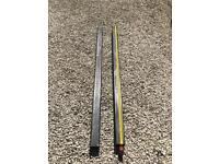 Gate fence railing posts bollards etc heavy duty thick wall box section