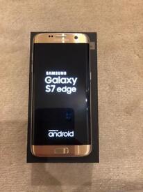 SAMSUNG GALAXY S7 EDGE 32GB, GOLD, UNLOCKED