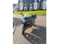 Suzuki GSX650 F ABS - 1 Year Warranty