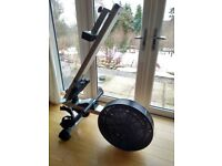 Rowing machine, excellent working condition