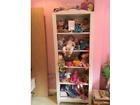 Bookshelf for girl