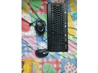 Wireless mictosoft keyboard and mouse
