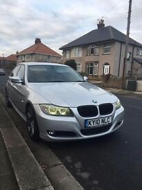 2010 bmw business edition 320d with m 335 body kit.very clean car. Automatic with sat nav
