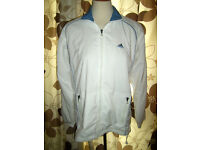 Adidas Zip Up Track Top