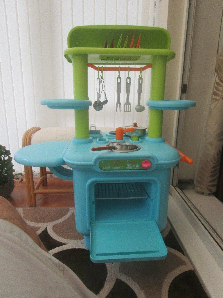 Cook and play kitchen H 100cm W 50cm L 75cm | in Swansea | Gumtree