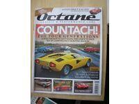 OCTANE CAR MAGAZINE JANUARY 2011