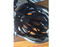 New giro cycling helmet medium