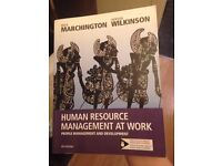 Human Resource Management At Work: People Management and Development CIPD