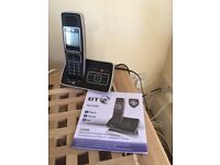 BT 6500 DIGITAL CORDLESS PHONE WITH ANSWERING MACHINE