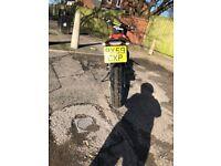 aprillia sx 50 supermoto cbt learner legal 50cc scooter