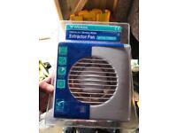 Extractor fan 100mm