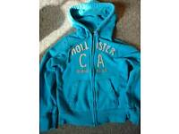 Holister hoodie size S