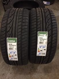Pair of Brand New 245/45/18 245 45 18 100Y
