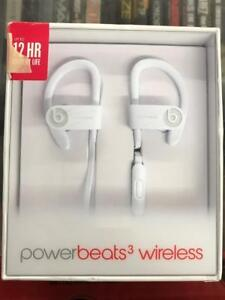 BRAND NEW Beats by Dr.Dre Powerbeats 3 In-Ear Bluetooth Sport Headphones