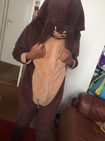 Bear onesie £5