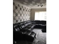 6 seater sofa for sale and 1 armchair only 5 years old