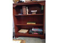 3 shelf bookcase in good condition