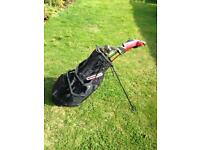 Callaway x series full set with Xr woods