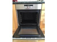 Used Whirlpool Integrated Oven and Hob