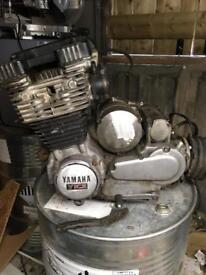 Yamaha maxim 650cc