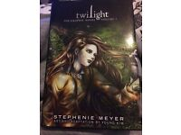 Twilight volume 1 and 2 graphic novels