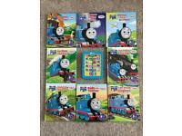 Thomas & Friends Electronic Reader x 8 Books