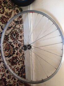 Bike wheel job lot