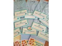 Wholesale Job lots of 28 Baby pram sheet