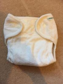 Mother-ease cotton reusable nappy
