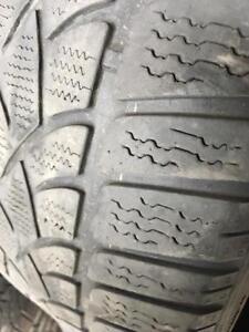 255/35/20 Dunlop 4/32.