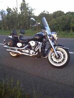 Yamaha Road Star Midnight Silverado 2004