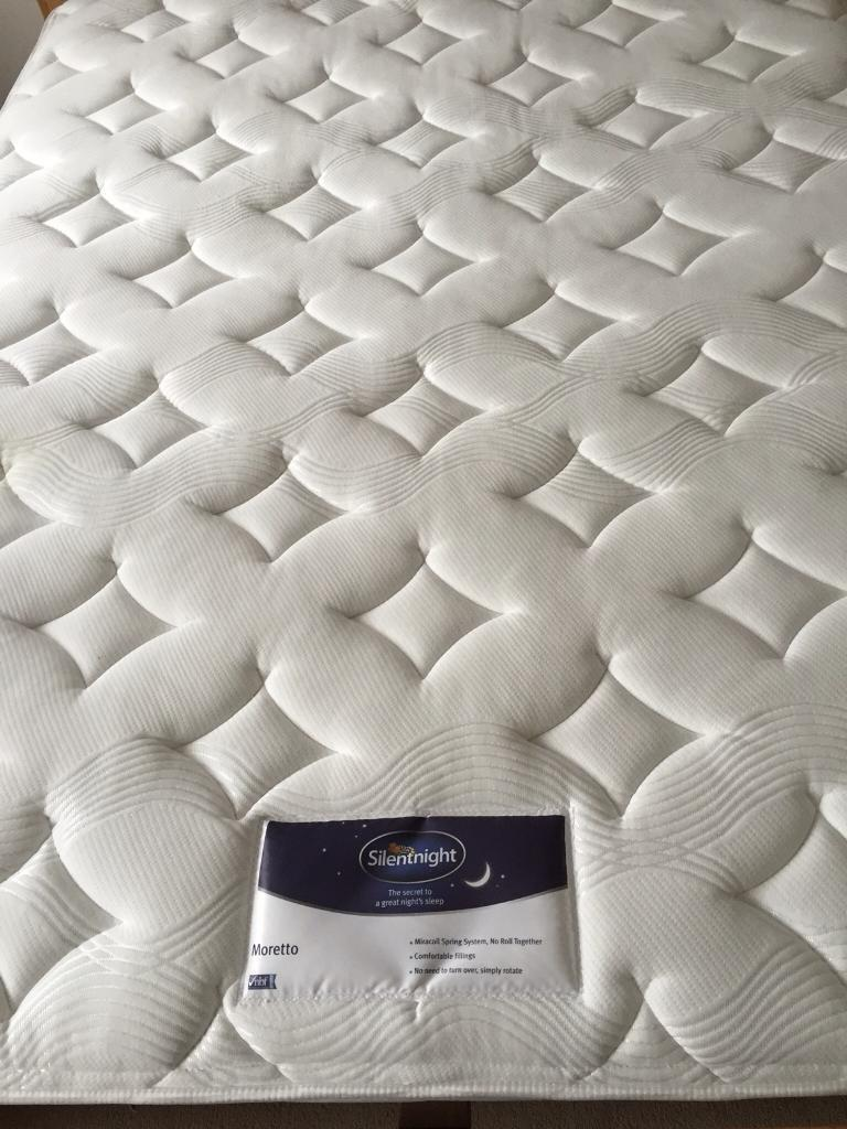 Silentnight Moretto Double Spring System Mattress
