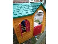 Little tikes small playhouse