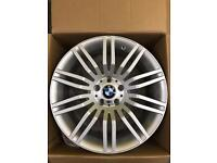 """BRAND NEW BMW 19"""" SPIDER M TECH STYLE M5 M6 ALLOY WHEELS- E60 5 SERIES 6 SERIES"""
