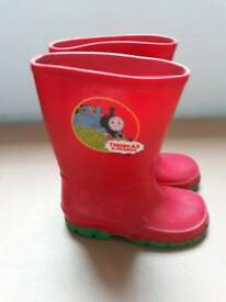 Thomas the Tank Engine Wellies size 9