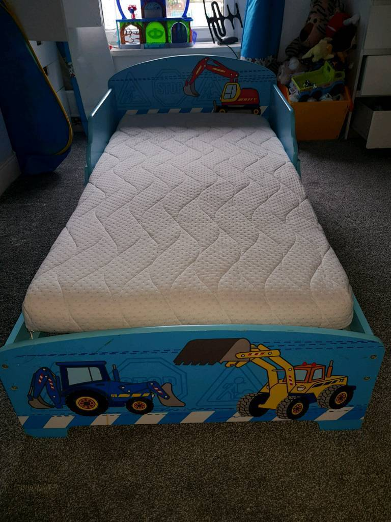 huge selection of e6514 154dd NEXT Little Digger Bedroom set | in Clydach, Swansea | Gumtree