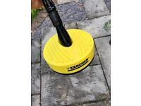 Karcher path cleaner