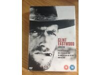New, in packaging - Clint Eastwood - 4-Film Collection [DVD]