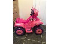 Minnie Mouse Quad Bike