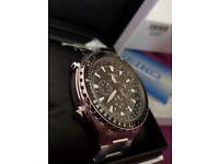 Seiko Prospex Chronograph Solar powered watch (SSG001P1)
