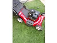Petrol mower Briggs and Stratton 21 inch