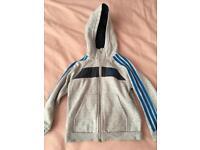 Baby Adidas hoody