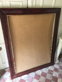 Frame for mirror or picture