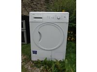 Beko Condenser Sensor Dryer, excellent condition, only used 1.5 year