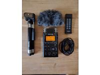 Tascam DR-100MkII Stereo Recorder - As new