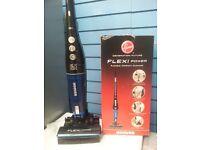 New cordless vacuum Hoover Flexi 20.4v