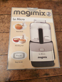 Magimix Le Micro food processor