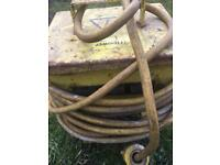 110v splitter box,,6 outlets and breakers