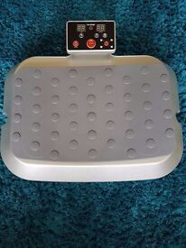A Reviber Vibration Plate wobble board 500 Watts various speeds and settings